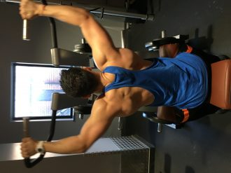 Wide Lat Pull Down