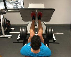 Close Stance Leg Press